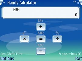 Nokia E72 software – productivity apps